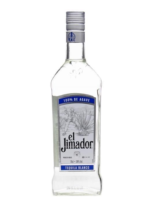 TEQUILA EL JIMADOR BLANCO 700ml