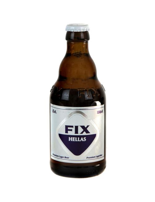 FIX HELLAS LAGER 330ML O/W